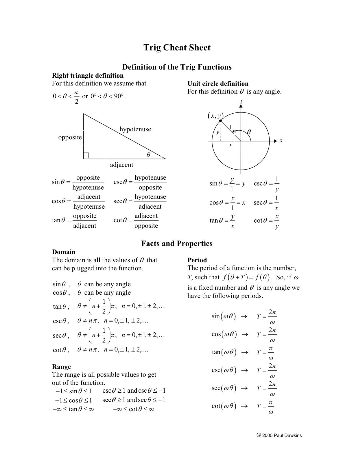 ssat middle level math pdf