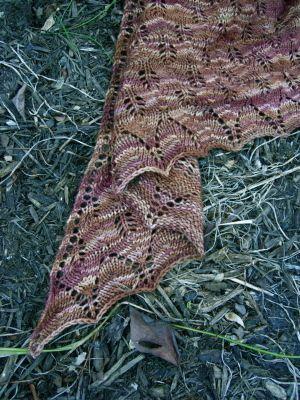 Resultado de imagem para jamieson lace shawl
