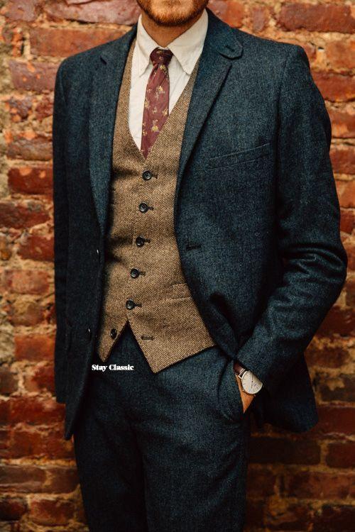 January 10 2015 Wedding Blazer Slim Donegal Slim Tweed