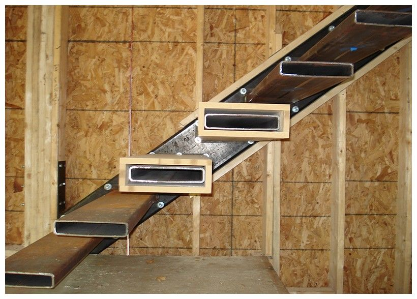 Best Floating Staircase Google Search Floating Stairs 400 x 300