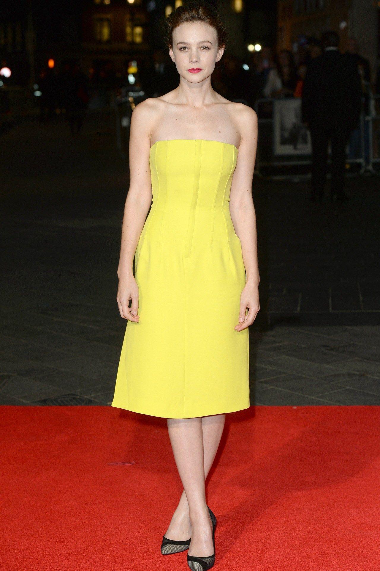 Carey Mulligan in Dior - best dressed