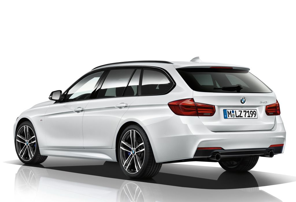 Bmw 340i Touring Edition M Sport Shadow F31 2017 Avec Images
