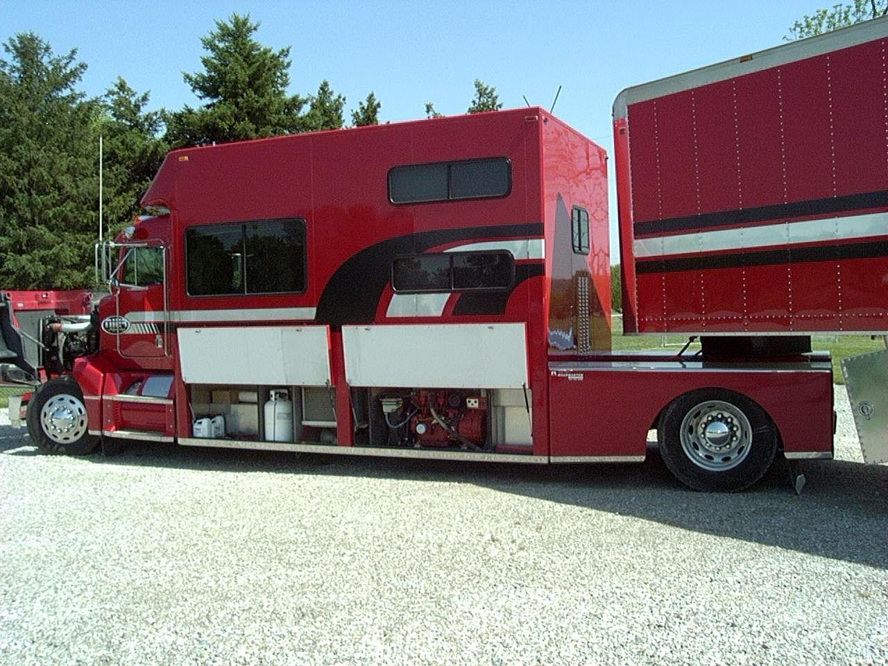 Diesel Race Car Transport For Sale