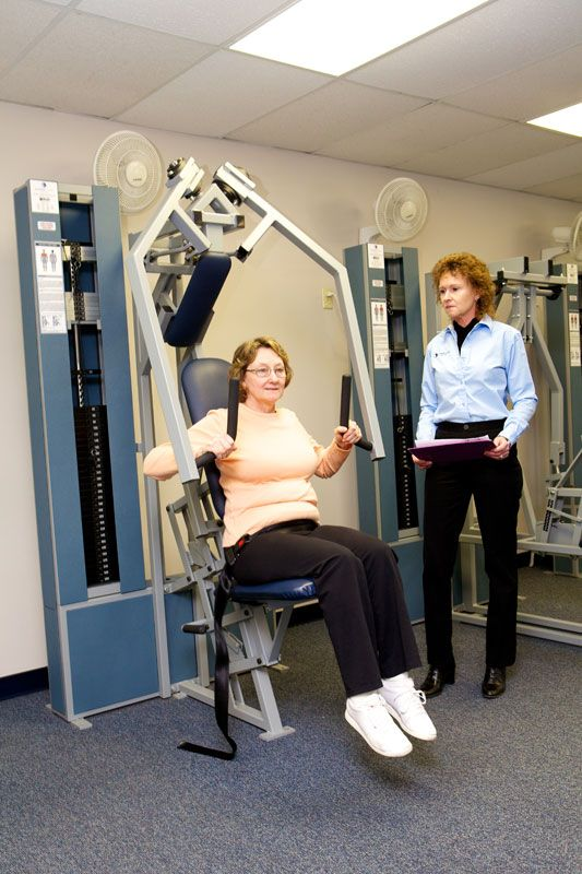 Superslow Zone Personal Fitness Trainer Teaches Client How To Use The Exercise Machine Personal Fitness Trainer Workout Machines Fitness Trainer