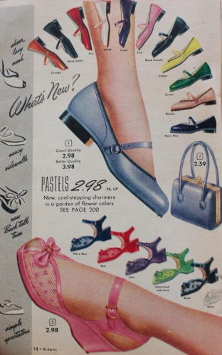 1952 Matching Shoes And Purse And Belt Hat Gloves And Jewelry Was Desired Fashion History 1950s Fashion Vintage Outfits