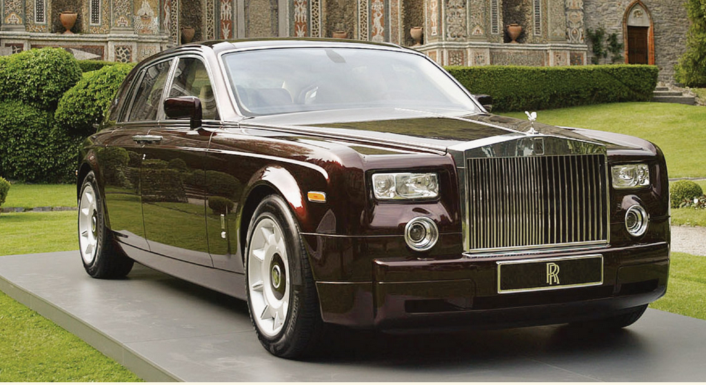 Rolls Royce Phantom  Price  FeaturesLuxury factor Engine