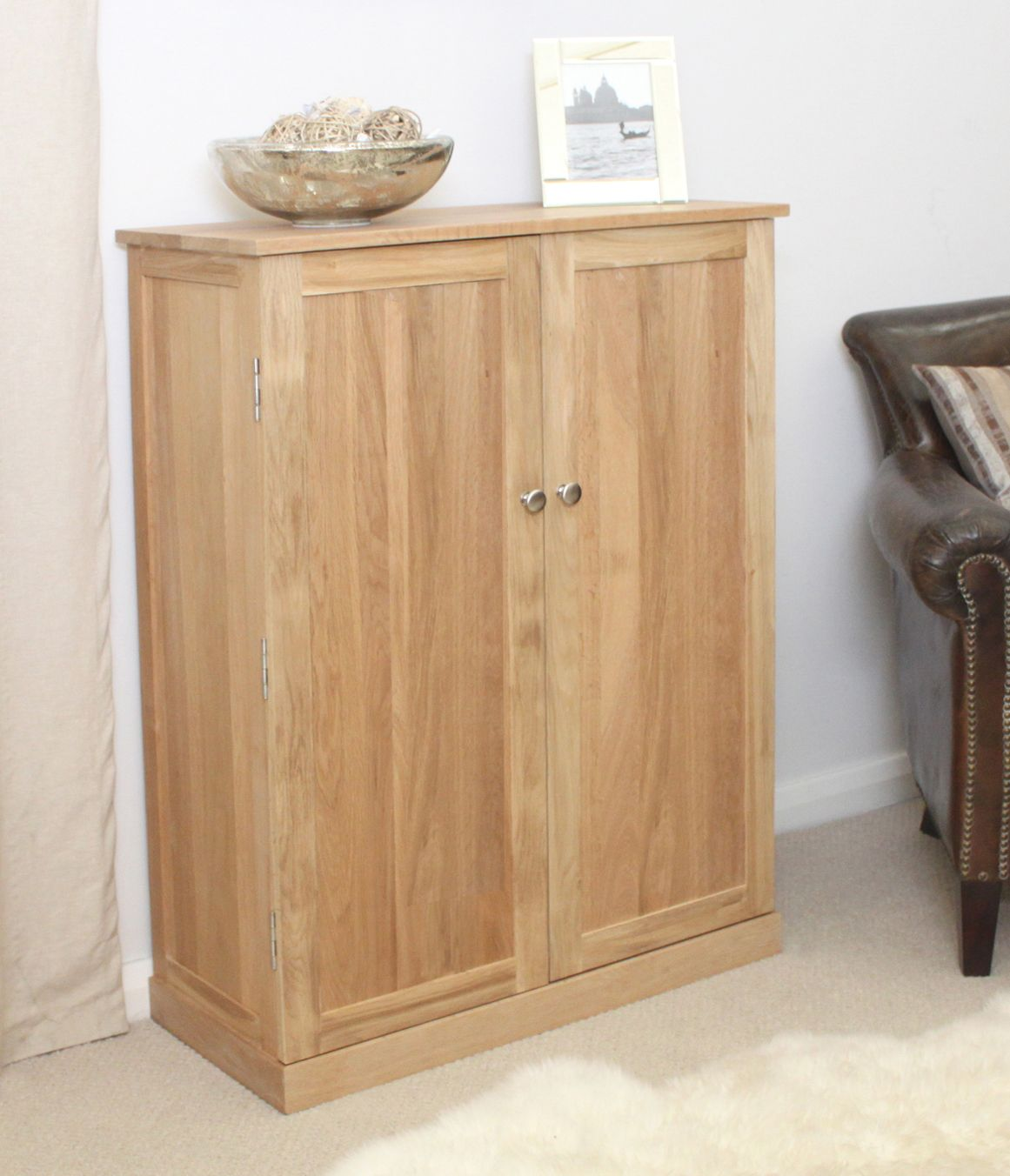 Hall Cupboards Furniture large solid oak shoe cupboard if your hallway has become a dumping