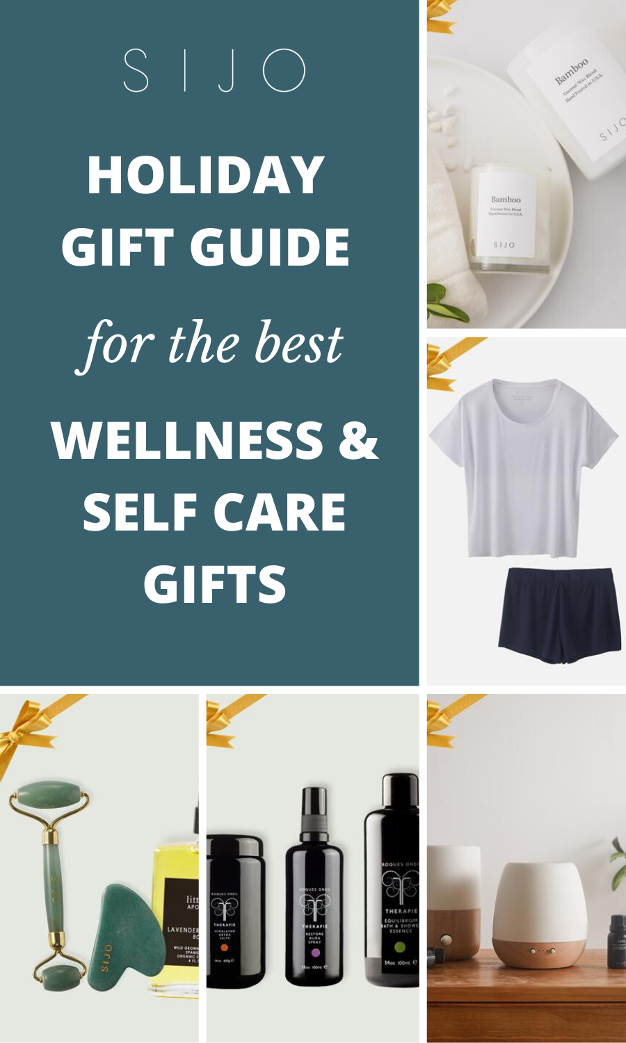 Introducing The Sijo Holiday Gift Guide Wellness Gifts Gift Guide Holiday Gift Guide