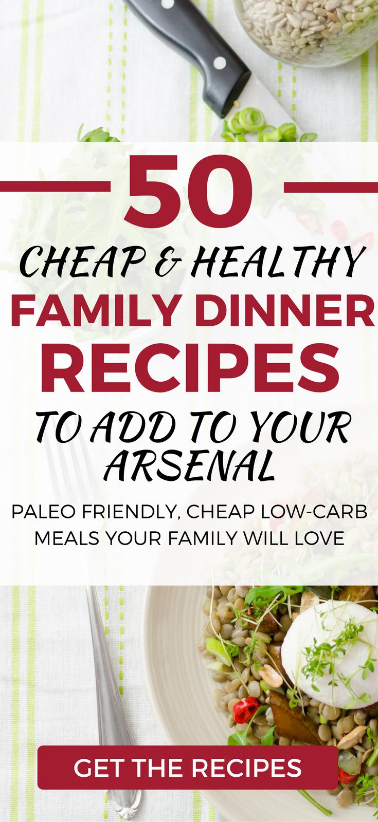 50 Paleo Friendly Cheap Healthy Dinner Ideas A List Of