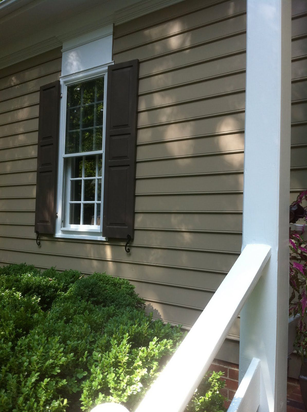 Exterior House Paint Color Combinations casas modernas