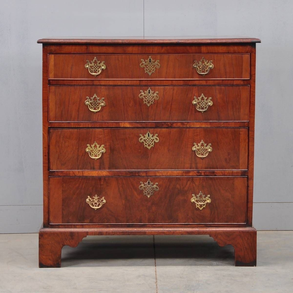 English George Iii Chest Of Drawers