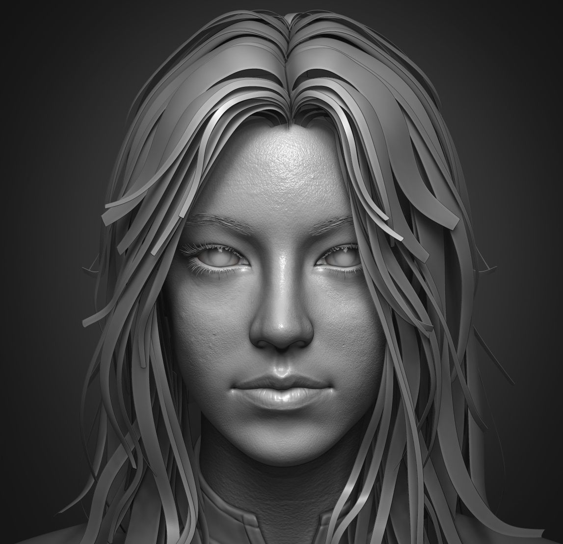 Wet Eyes Material :) | ZBrush Techniques in 2019 | Game of