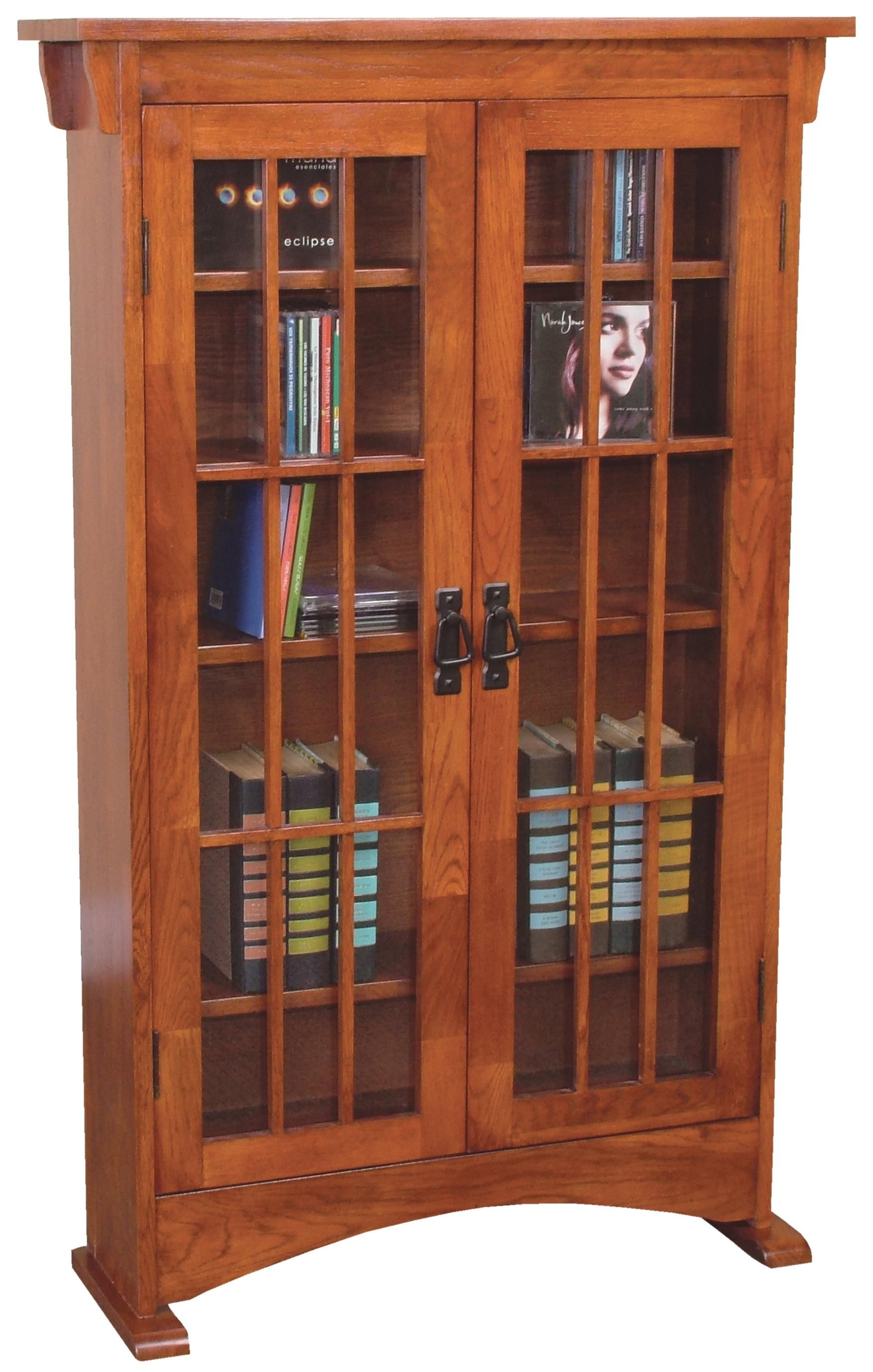 This Mission Inspired Cabinet Makes A Fantastic Storage And Display