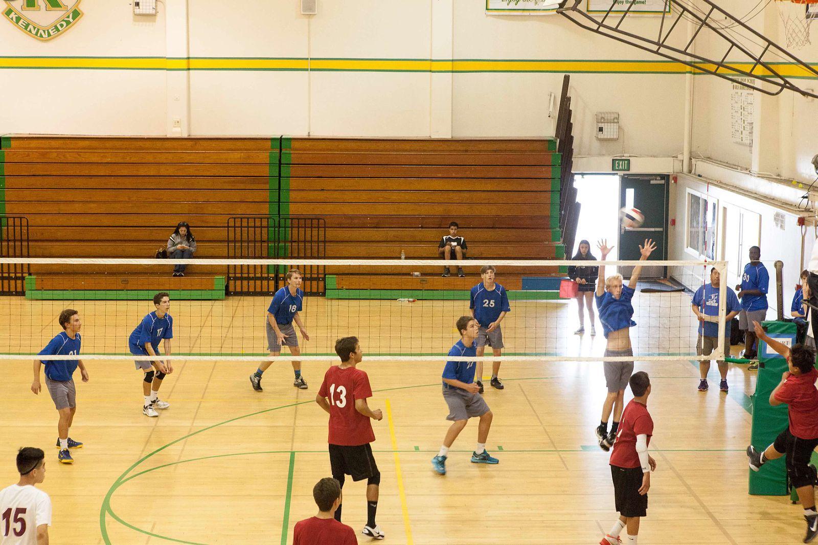 Culver City Hs Boys Varsity Volleyball Culver City Volleyball Culver