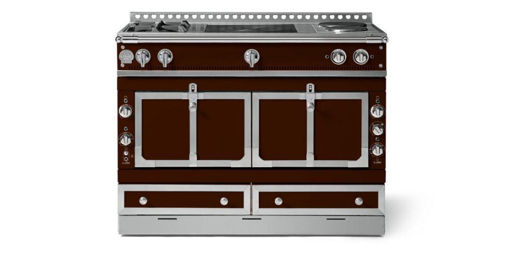 Le Chateau 120 La Cornue Freestanding Oven Modern Kitchen Renovation