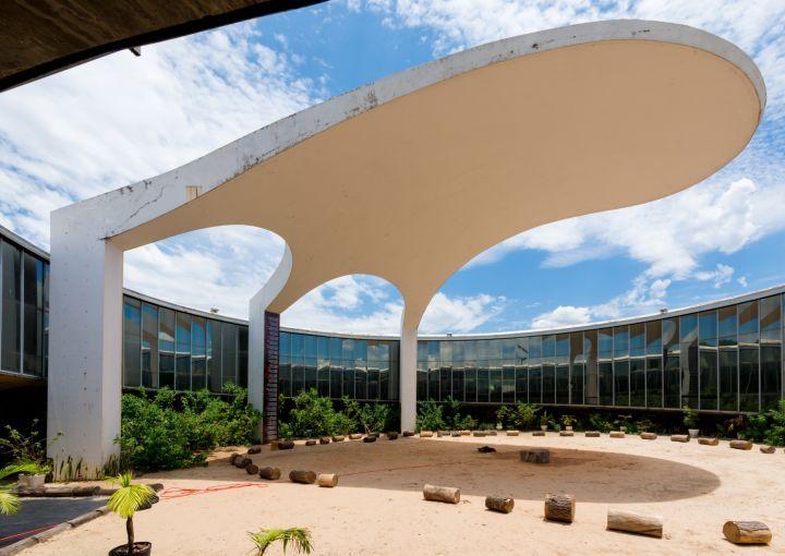 Oscar Niemeyer, Gonzalo Viramonte · Memorial of Indigenous Peoples · Divisare