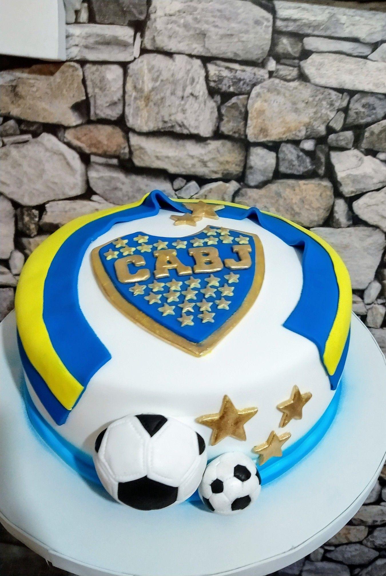 Torta De Boca Tortas De Boca Torta De Pelota Tortas