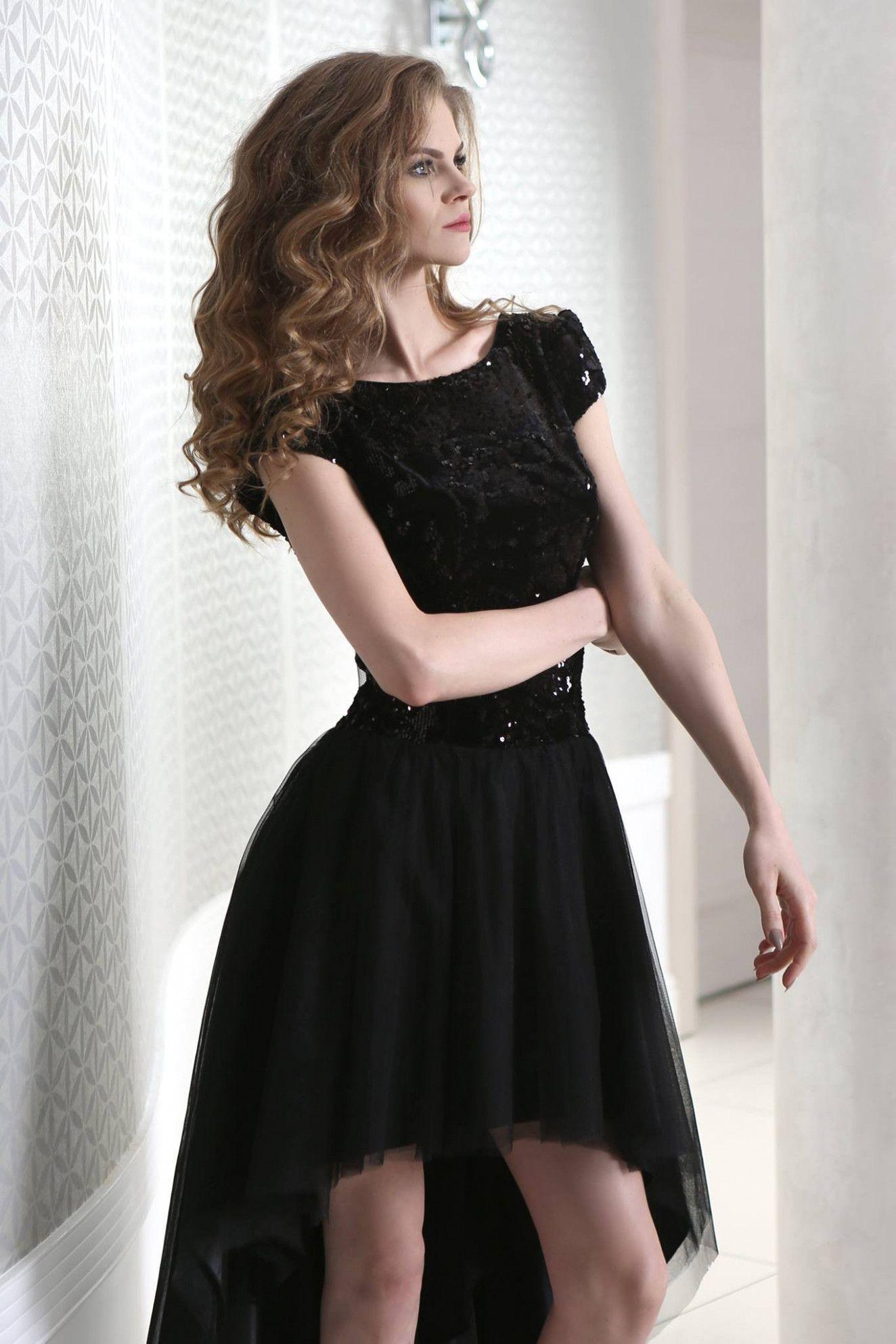 13 Schwarzes Kleid Kurz in 13  Weiße ballkleider, Abendkleid