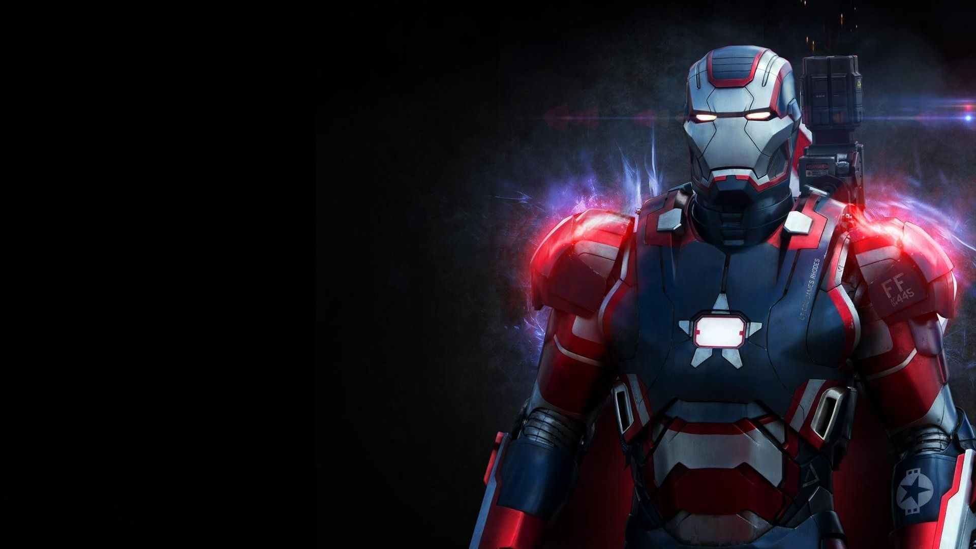 1920x1080 Iron Patriot Desktop Pc And Mac Wallpaper In 2020 Iron Man Wallpaper Superhero Wallpaper Iron Man