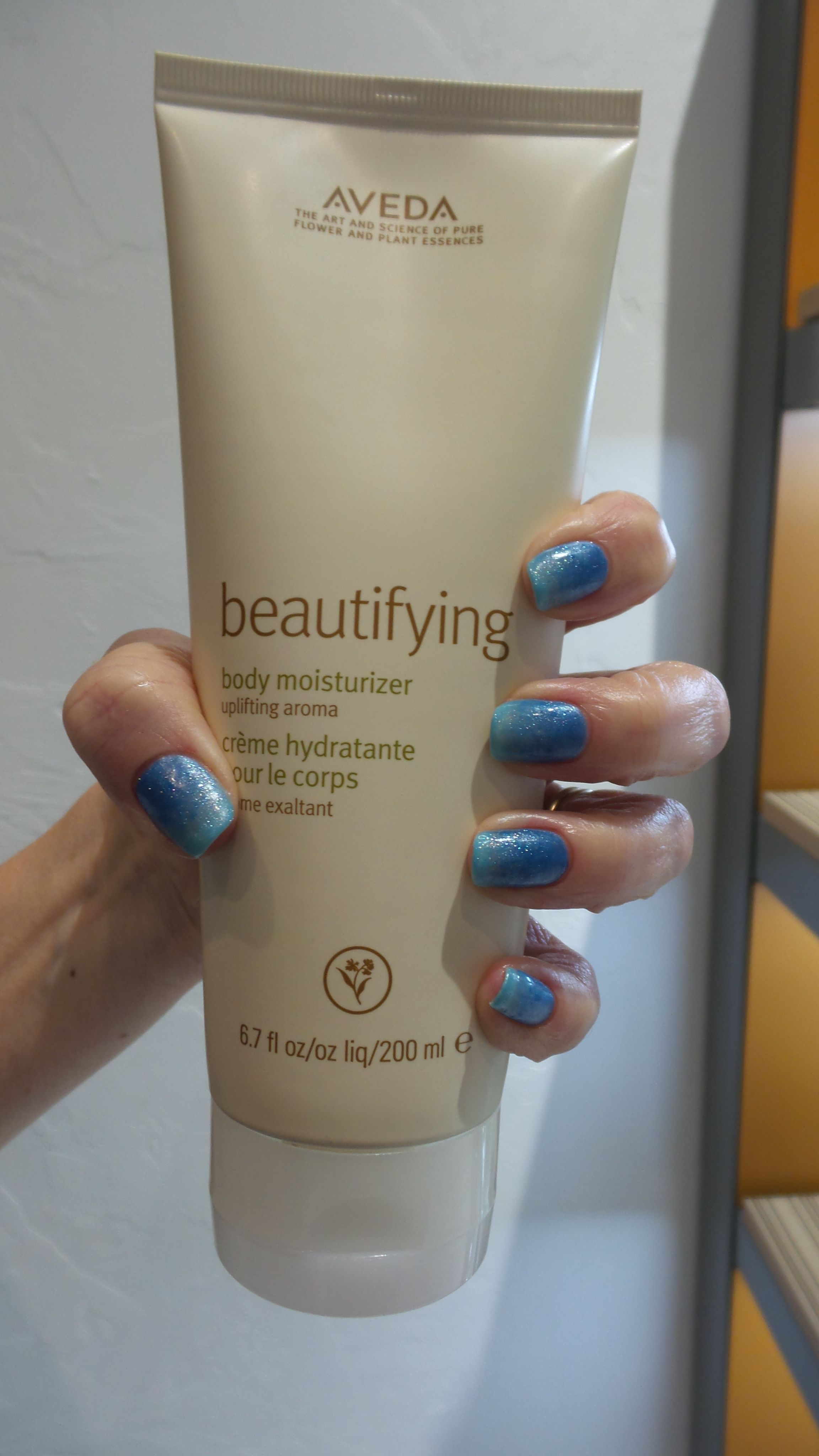 Shellac and #Aveda Beautifying Body Moisturizer! Must haves ...