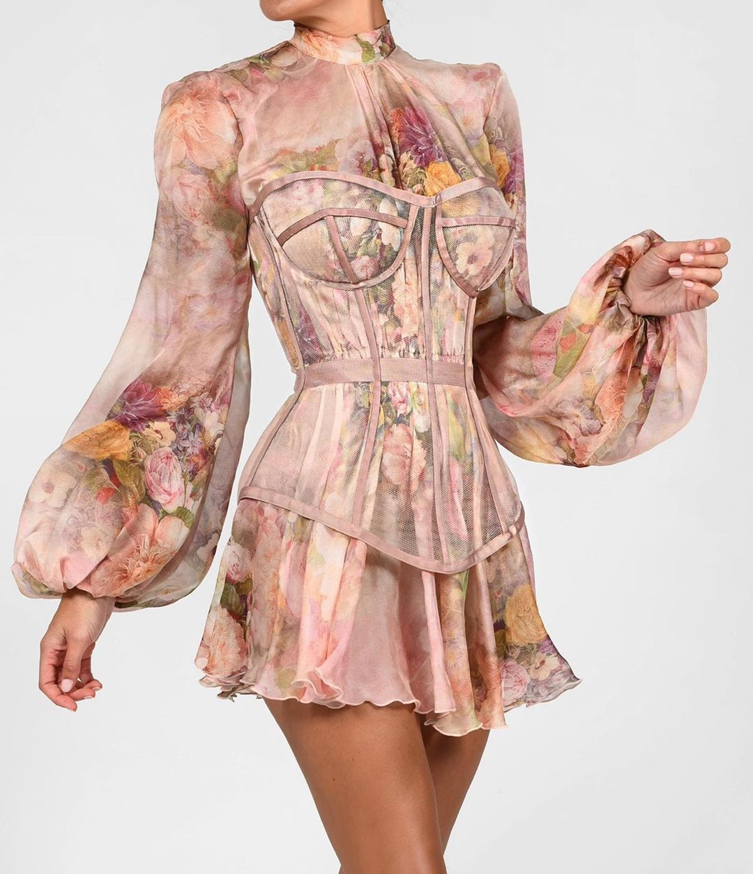 The Dolls House Fashion On Instagram Our Rose Silk Fabric Has Arrived Order Now With 25 Off Everythi Mini Dress Mini Dress With Sleeves Long Sleeve Dress [ 1253 x 1080 Pixel ]