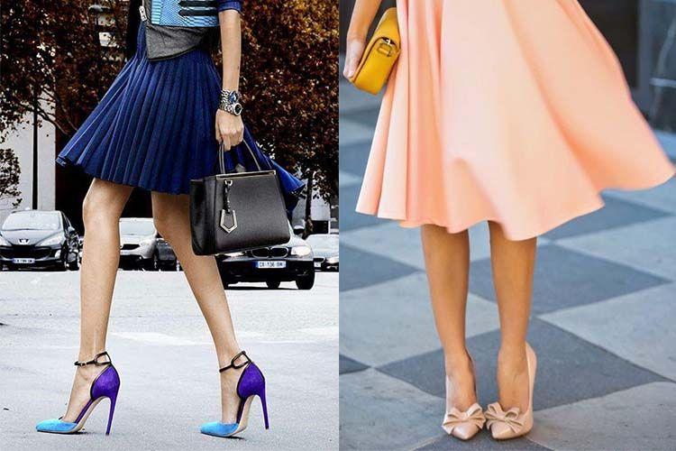 Η τσάντα είναι απαραίτητο να ταιριάζει χρωματικά με τα παπούτσια;