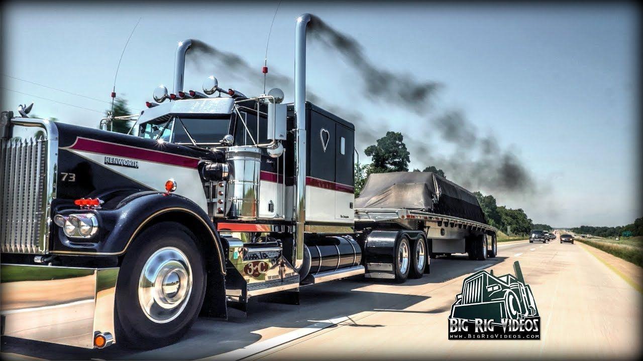 3 Bar C, Inc. - Rolling CB Interview™ | Kenworth trucks, Semi ...