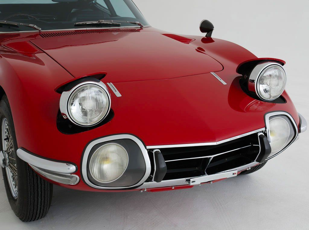 Six Swinging Sixties Supercars From The Monaco Auction | Megadeluxe | For The Love of Speed, Sport & Design