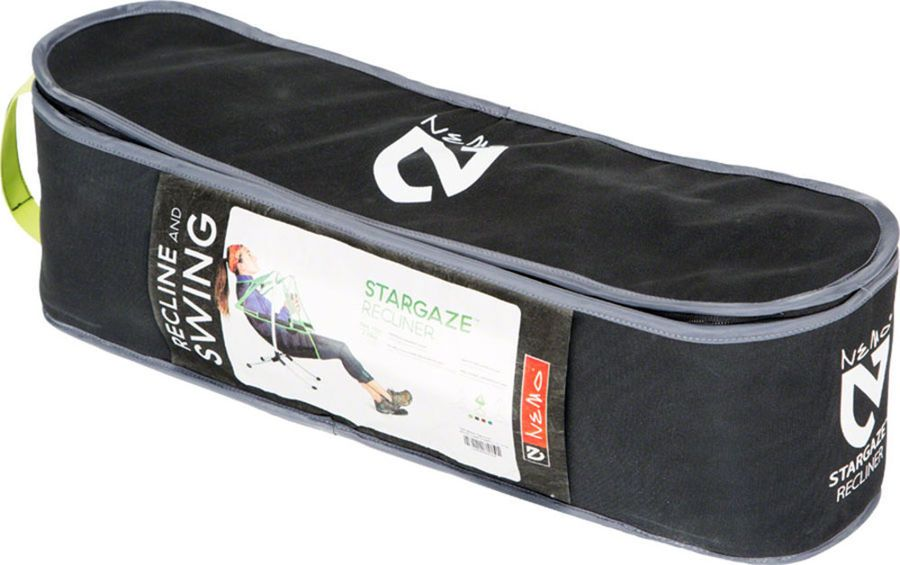 Nemo Equipment Inc. Stargaze Recliner Chair Graphite