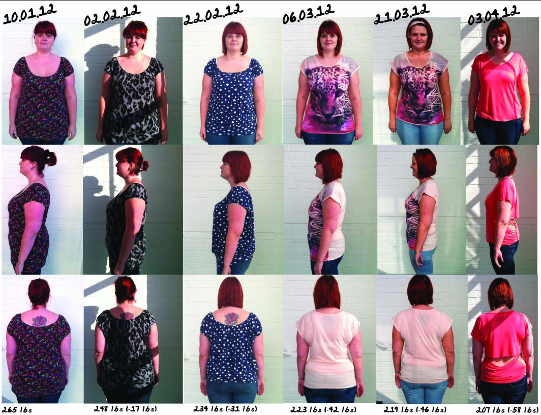 12 Weeks And 58lbs Lost Cambridge Weight Plan Weight Loss