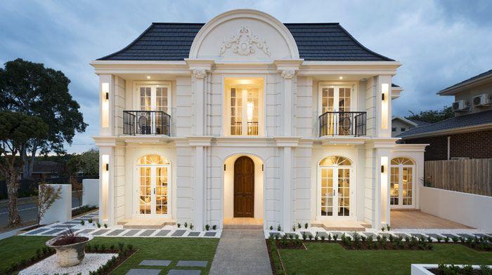Pingl par ea european architecture sur 039 ea facades - Maison provinciale rustique campagne svetti ...