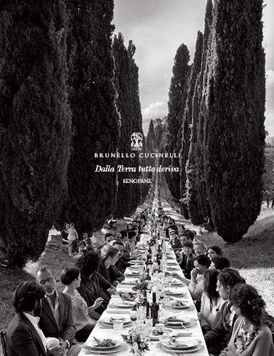 CANTO ALLA DIGNITÀ DELLA TERRA | Campaigns | Communication | Brunello Cucinelli | Brunello Cucinelli