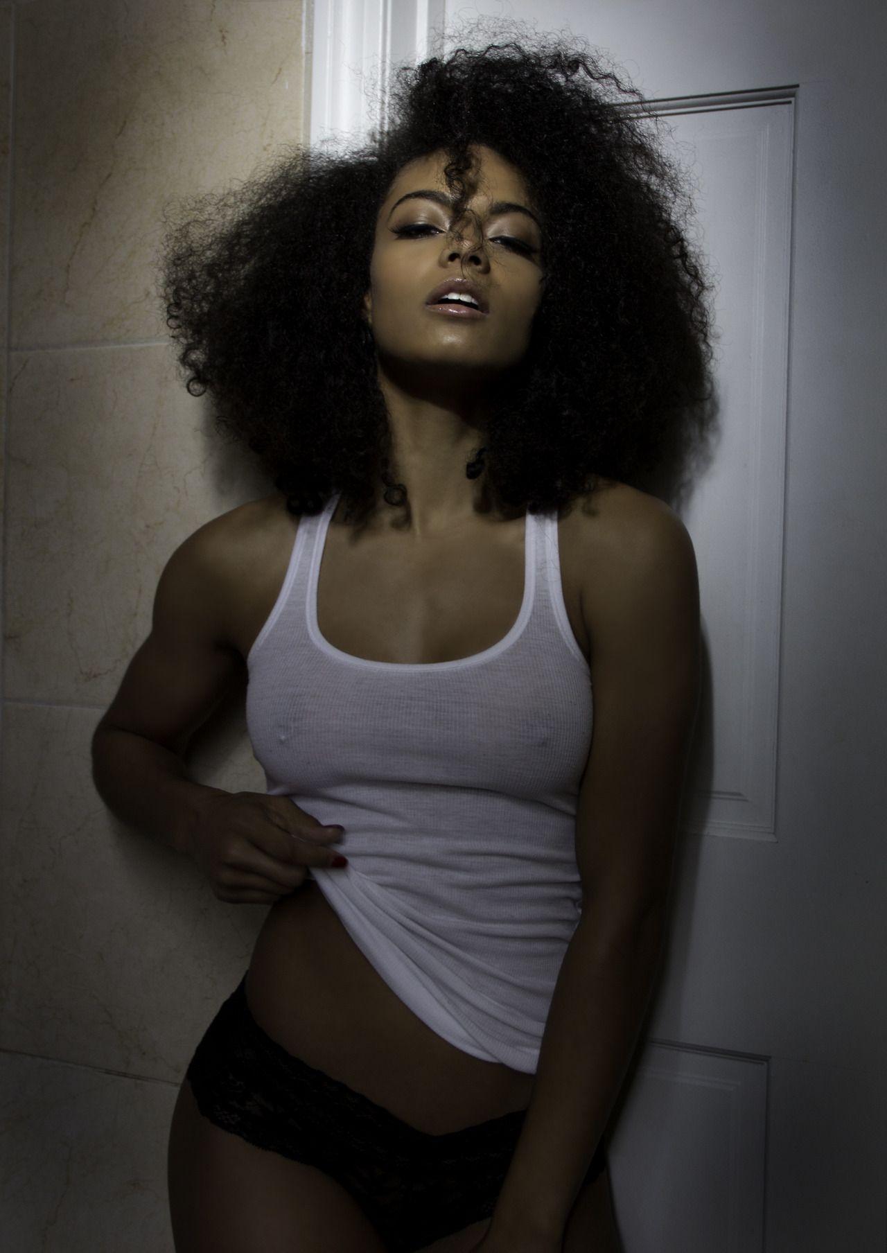 Jade Eshete Sexy