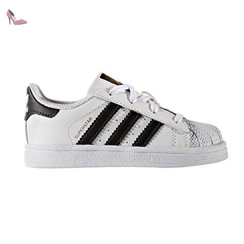 adidas superstar noir blanche