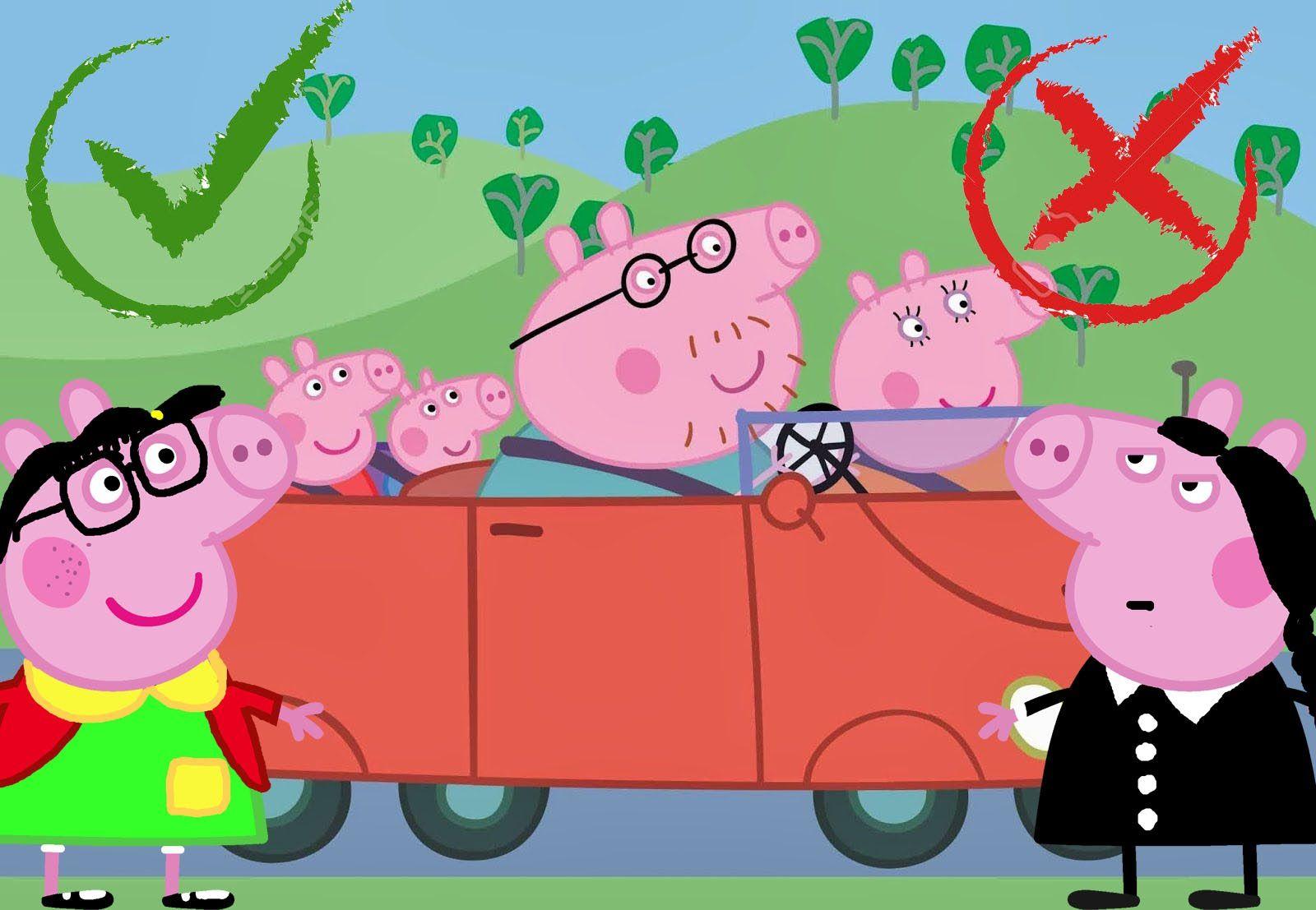 Pig Animados De Dibujos Peppa Español Curiosidades Y Rarezas Los En PTwOikXZu
