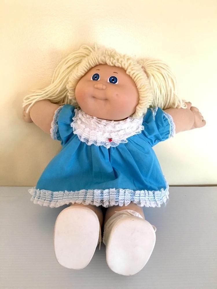 Vintage Cabbage Patch Dolls Ebay Vintage Cabbage Patch Dolls Cabbage Patch Dolls Cabbage Patch Kids Dolls