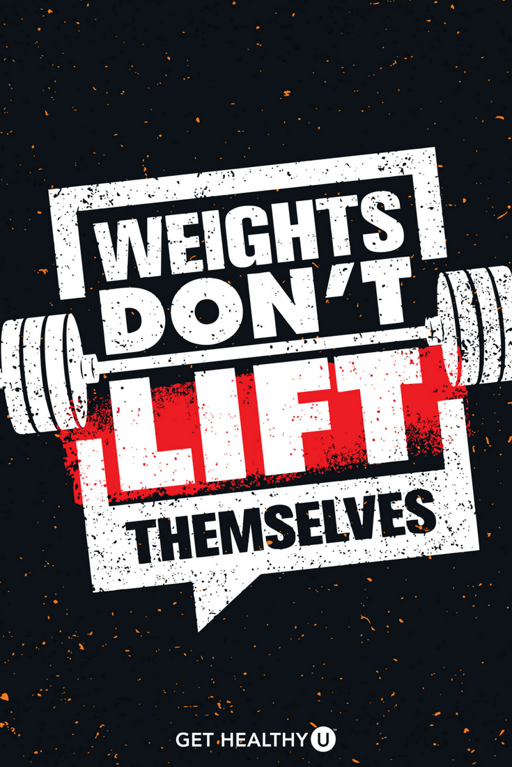 Fitness And Wellness Are So Important And That S Our Passion At Get Healthy U Tv We Love It So Much We Want You To Joi Barbell Gym Fun Workouts Gym Workouts