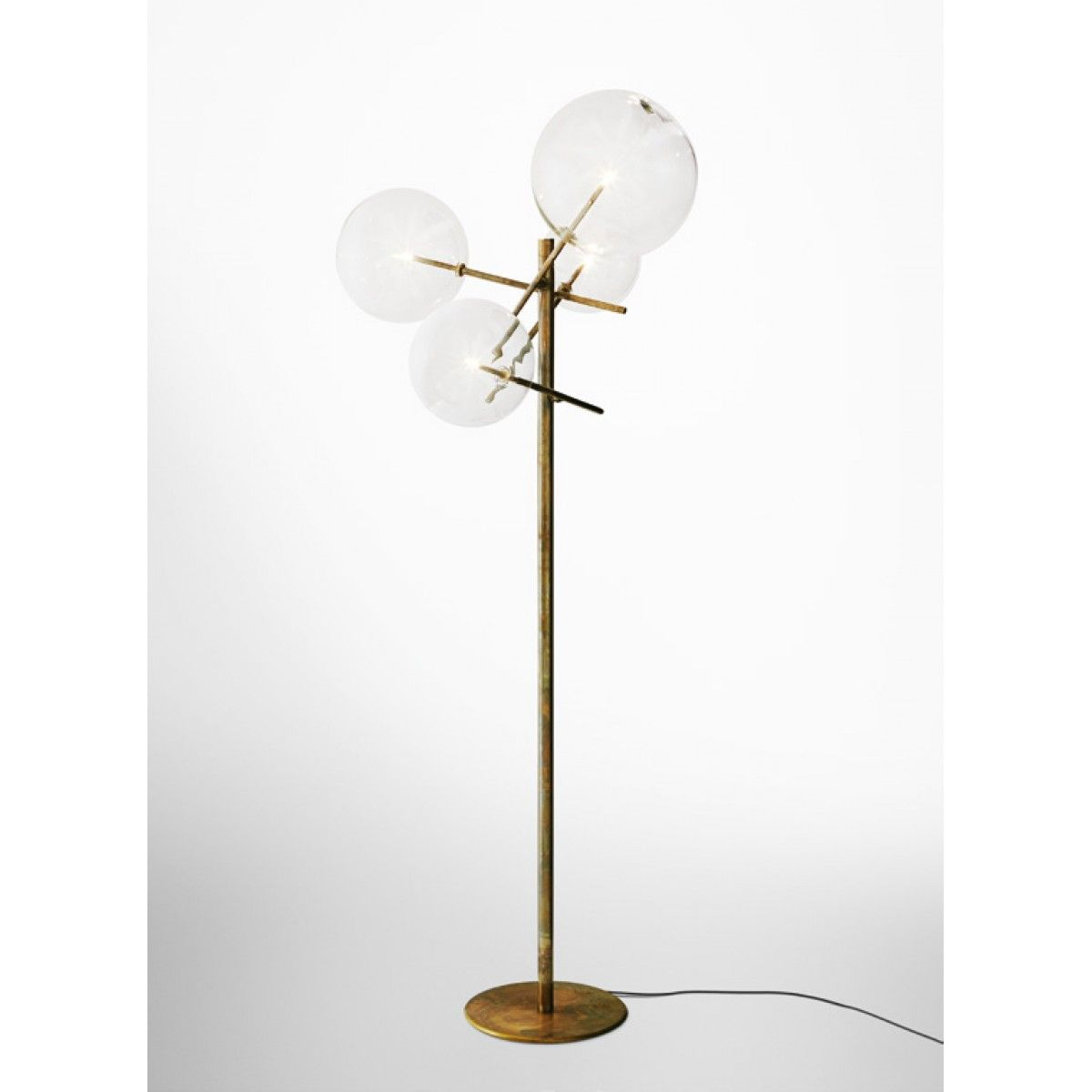 bolle floor lamp pounds