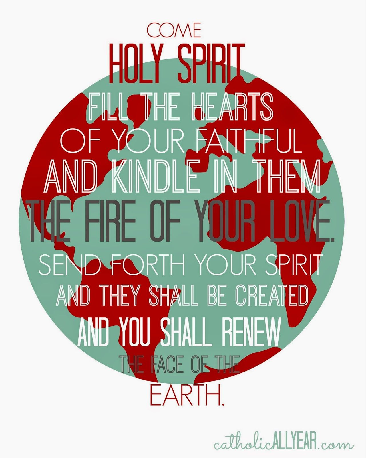 Pentecost Is Coming Celebration Ideas And Free Printables