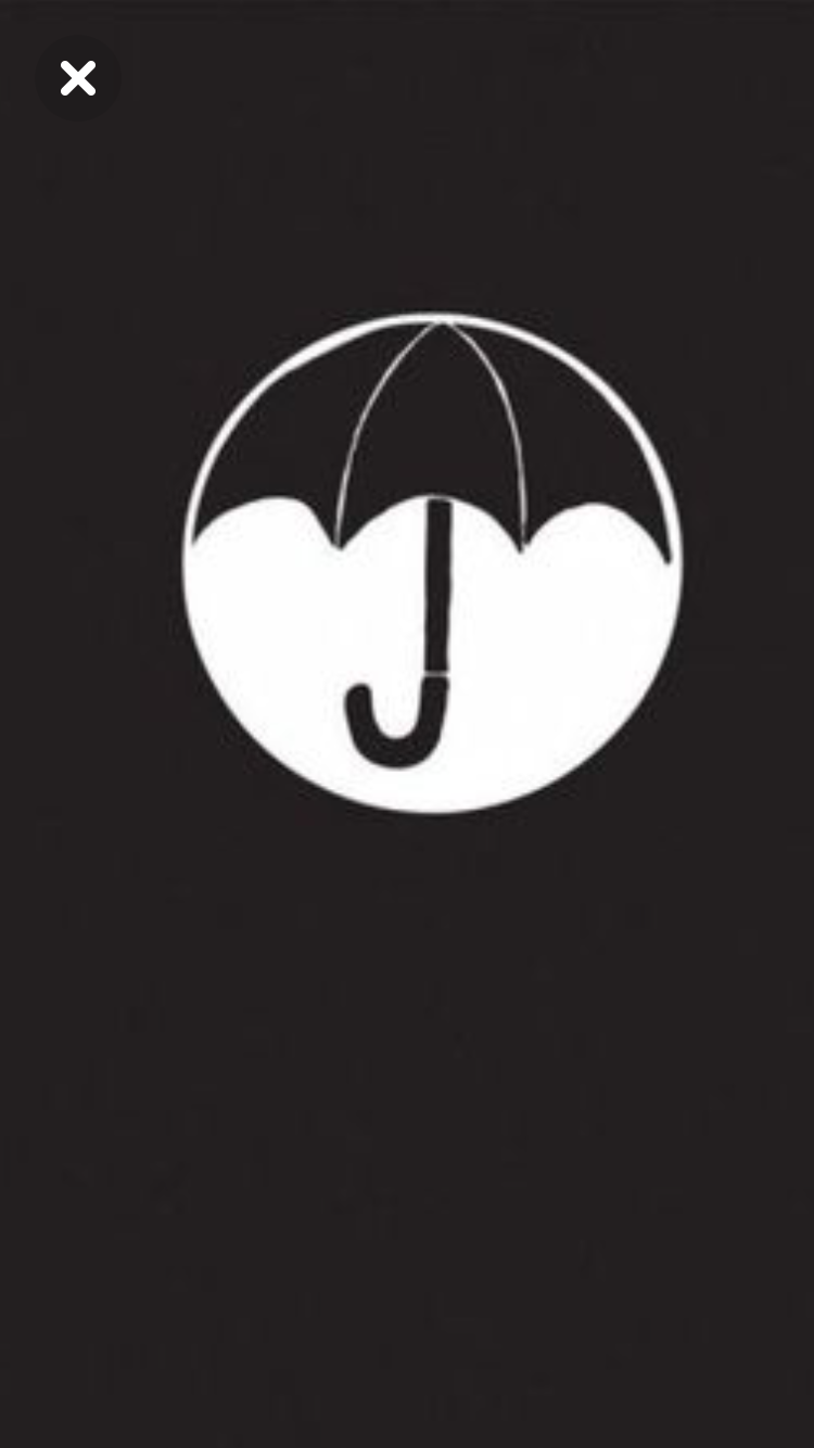 The Umbrella Academy Symbol Drawing Mini Drawings Umbrella