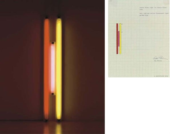 Dan Flavin Estate Is Not Happy His Light Piece Will be Installed Inside a Cave #lighting #decor