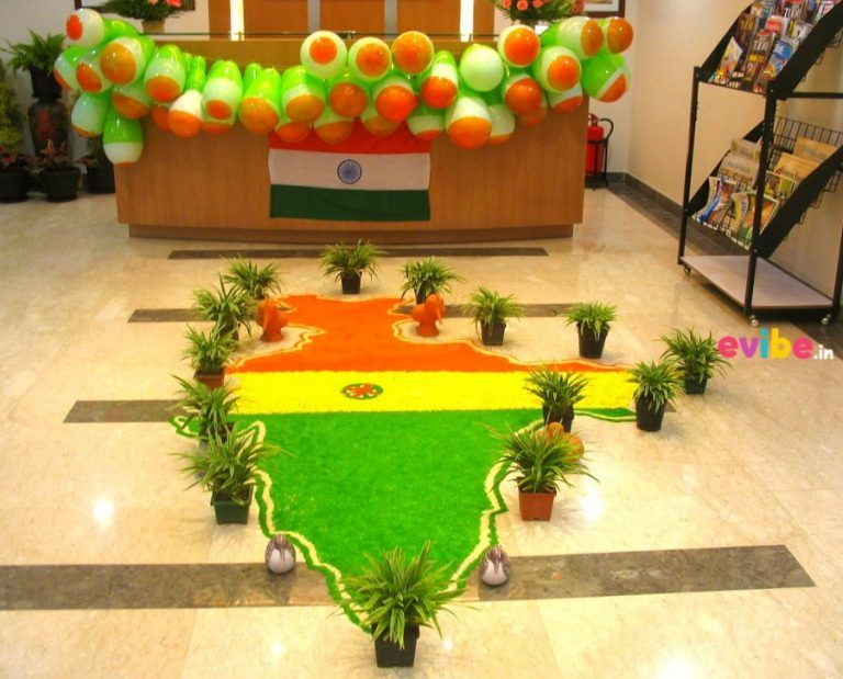 Bring In Patriotism At Your Office With Our Amazing Republic Day
