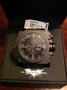 Diesel Batman The Dark Knight Rises Limited Edition Watch DZWB-0001, 1756/5000, $900.