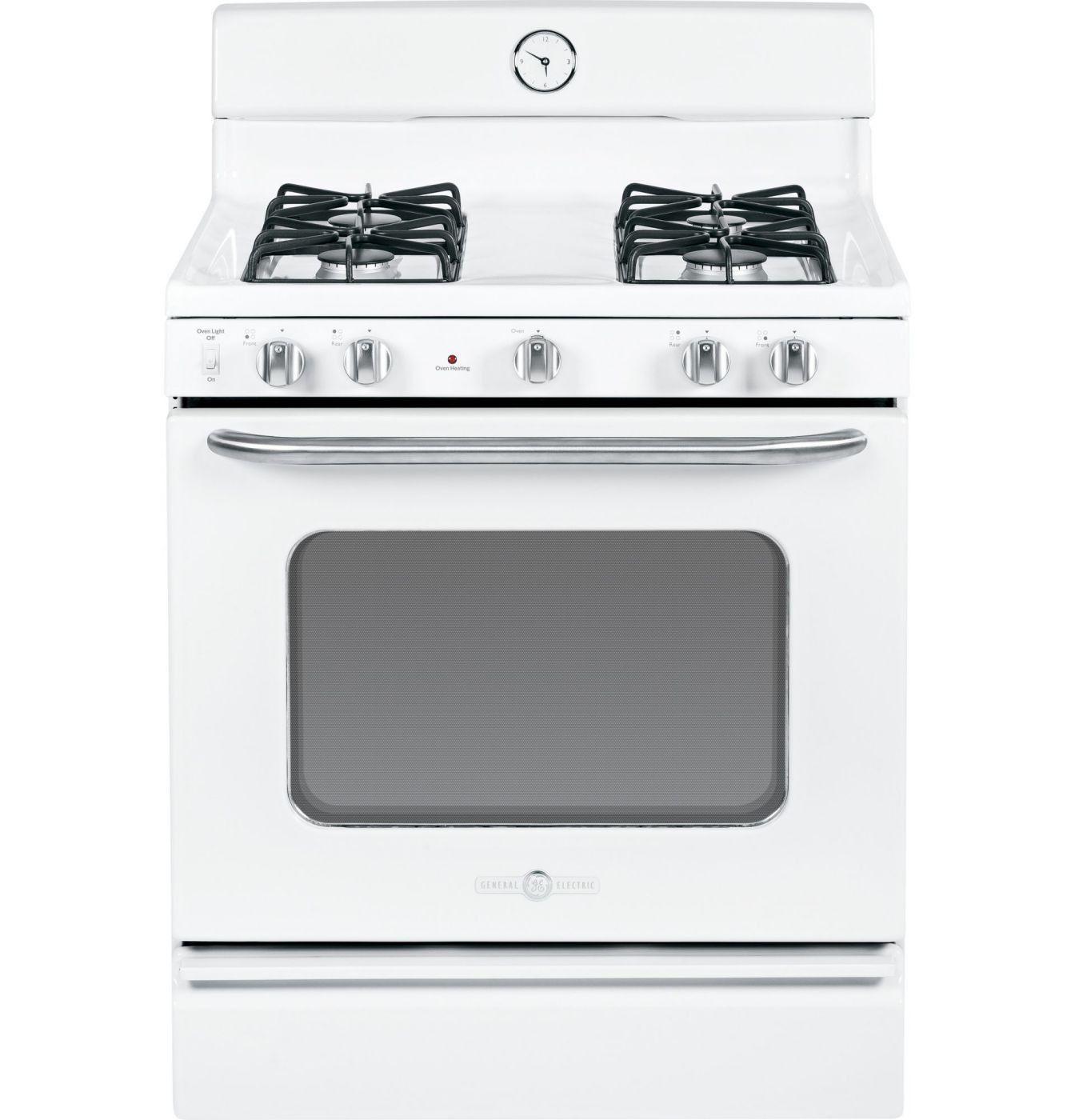 Ge Agbs45defws Under Mountain Oven Range Kitchen