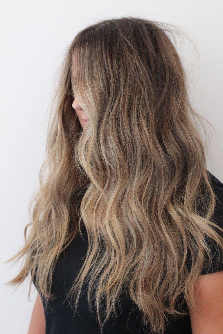 Beach Waves Tutorial Long hair waves, Beach hair