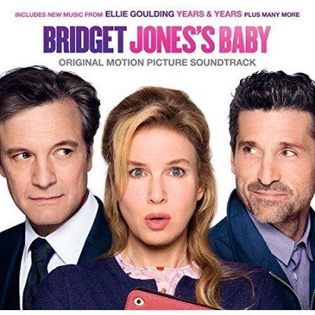 Bridget Jones's Baby Soundtrack (CD) - Walmart.com #bridgetjonesdiaryandbaby