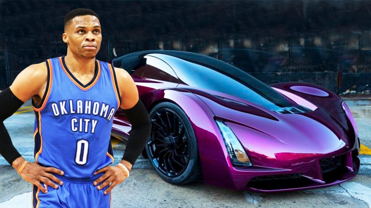 Russell Westbrook Cars >> Russell Westbrook Wife Lifestyle House Car Net Worth Shoes