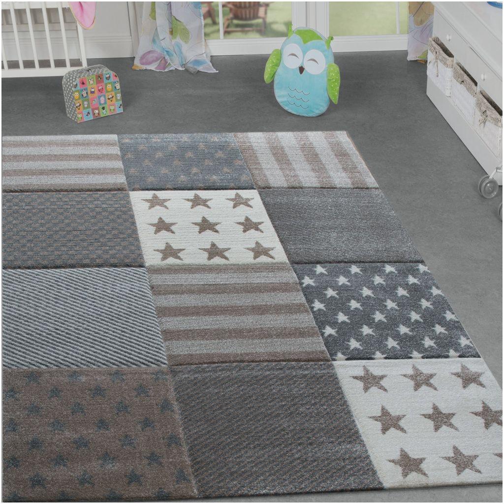 New Kinderzimmer Teppich Tedox Luxus Kinderzimmer Teppich Stern Design Spielteppich Gemutlich