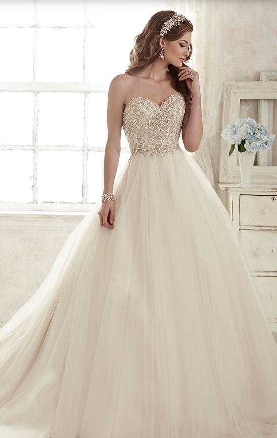 Christina Wu Wedding Dress Inspiration | Christina wu, Dress ideas ...
