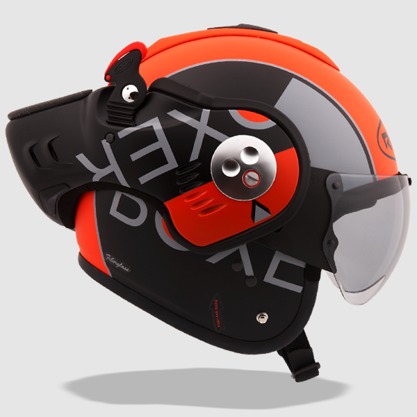 Cool Helmets Alien and Roof Honda CBR 600RR Sportbike